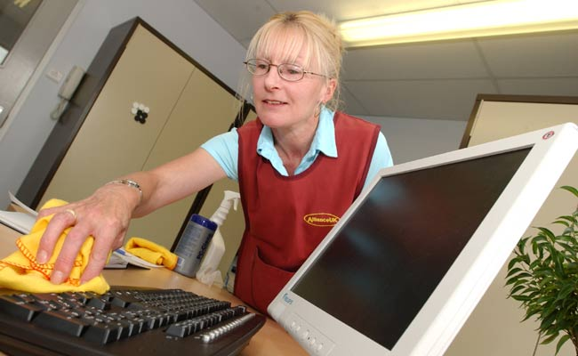 office cleaning service portsmouth